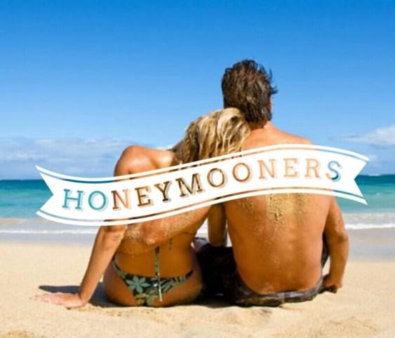 Honeymoon Photo Enhancing Stickers
