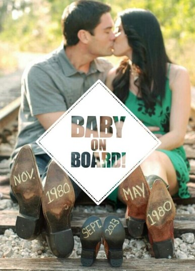 Southern Pregnancy Announcement