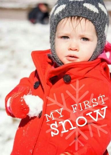Snow Day Photo Enhancement