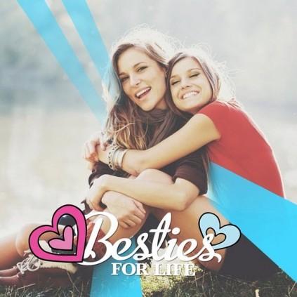 Best Friends Photo Enhancement