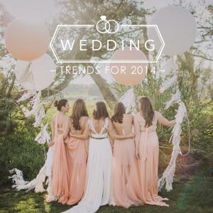 WeddingTrends2014